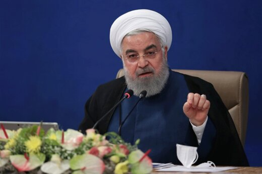 President Rouhani says Iran to open 17 petrochemical projects this year