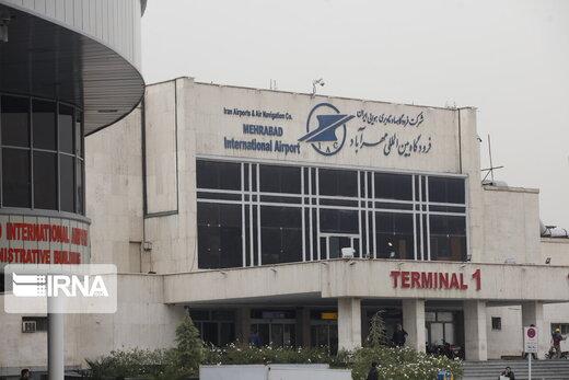 تعداد سفر در فرودگاه مهرآباد به قبل از دوران کرونا بازگشت
