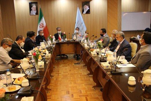 نشست سهجانبه جامعه هتل داران کشور در تبریز برگزار شد