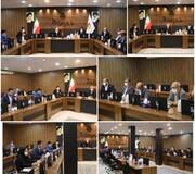 ارائه طرح ۵ پروژه شاخص عمرانی در منطقه آزاد قشم