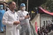 ببینید | آمادگی برای برگزاری عید غدیر در بیمارستان مسیح دانشوری