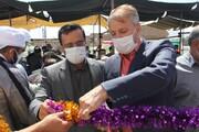 بزرگترین پروژه عمرانی شهرستان نقده، افتتاح شد