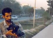 اخلاق و رفتار شهید محمود صارمی از زبان همسر و فرزندش