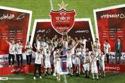 اینستاگرام AFC از پوکر قهرمانی پرسپولیس نوشت/عکس