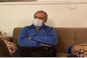 پزشکیان به کرونا مبتلا شد +اولین عکس بعد از ابتلا
