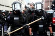 ببینید | باز هم تصاویری از خشونت پلیس شهر مونرو در میشیگان آمریکا