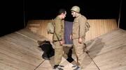 نمایش رشادتهای ۴ نوجوان رزمنده/ گروهی که برآمده از مکتب جنوب ایران است