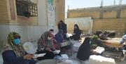 تهیه و توزیع ۱۴ هزار پرس غذای غدیر در کهگیلویه