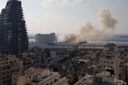 تونل مشکوک در بیروت باعث انفجار شد؟