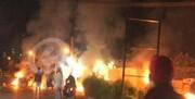 بیانیه سفارت آمریکا در واکنش به آشوبهای امروز لبنان