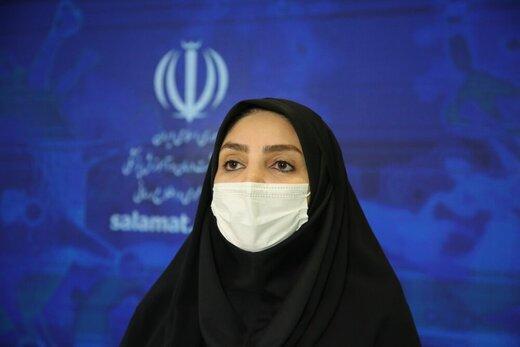 کاهش تعداد قربانیان کرونا در ایران/ وضعیت استانهای هشدار و قرمز/ ۴۱۴۸ نفر از بیماران مبتلا در وضعیت شدید این بیماری