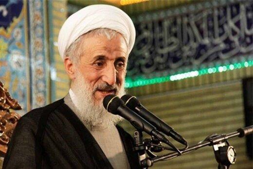 صدیقی امام جمعه تهران: کرونا، بلای خدا و نتیجه گناهان خود ماست