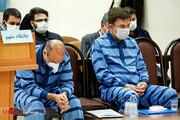 ببینید | متهمان پرونده خودروهای قاچاق پای میز محاکمه