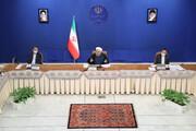روحانی:همبستگی جهانی با مردم رنج دیده لبنان نشانه وجدان بیدار بشریت است
