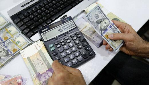 دلار فرو میریزد؟