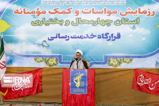 آبادانیهای موجود در کشوربه برکت انقلاب اسلامی شکل گرفته است