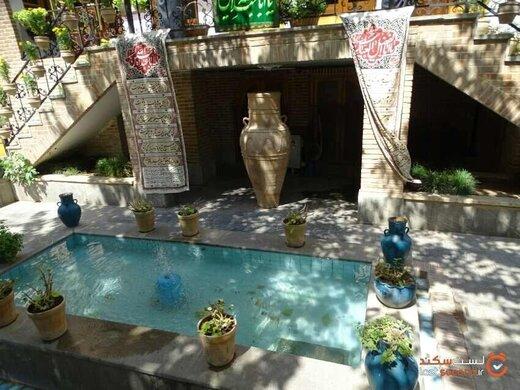 خانه دبیرالملک، عمارتی اروپایی در عودلاجان تهران!