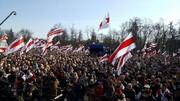 ببینید   زیرگرفتن یک معترض به نتایج انتخابات در بلاروس