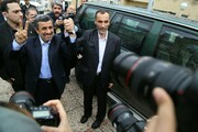 احمدی نژاد: فیلتر در زمان من؟ یادم نمی آید /از حرفها و کارهایم پشیمان نیستم /بازجویی میکنید از من؟ /منتظرم محمد بن سلمان پاسخ دهد