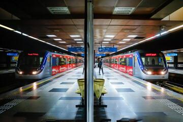 تهران ۱۵۰۰ دستگاه واگن مترو کم دارد