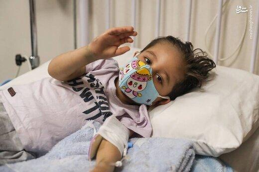 علائم متفاوت کرونا در کودکان/ در اکثر مواقع کرونا در کودکان خفیف است