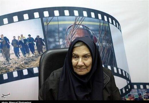 خاطرهبازی با فریده سپاه منصور: وقتی لبنیاتی به خانم بازیگر شیر نمیفروخت