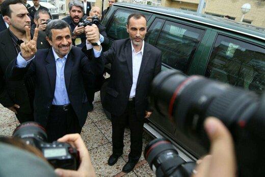 پیش بینی رأی مردم کوچه و بازار به محمود احمدی نژاد