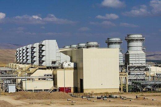 اتصال نخستین واحد بخار نیروگاه ارومیه به شبکه برق کشور