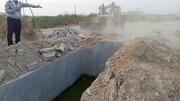 رفع تصرف اراضی ملی و دولتی قشم به ارزش بیش از ۷ میلیارد ریال