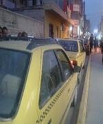 کرونا در کمین مسافران تاکسیهای دهدشت