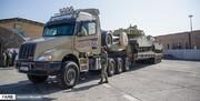 روایت فرمانده نیروی زمینی ارتش از خودکفایی در تولید تانک و ماشینهای فوق سنگین