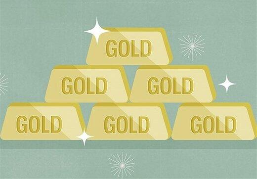 سقوط بیسابقه قیمت طلا / کاهش 42 دلاری در اونس