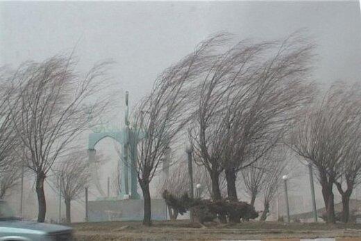 دمای هوا در شمال کشور افزایش می یابد/ وزش باد شدید در شرق کشور