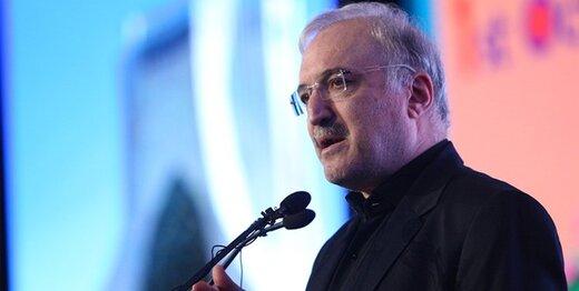 وزير الصحة الايراني يدعو الى تعزيز التعاون الاقليمي لمكافحة كورونا