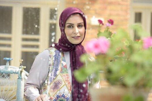 عکس | سلفی ماهچهره خلیلی با بازیگران زن مشهور