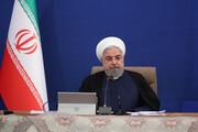 روحانی: افتتاحها در شرایط تحریم، علامت بزرگی به آمریکا و اسرائیل است
