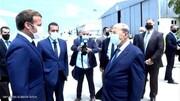 انتقاد ترکیه از رفتار مکرون در لبنان