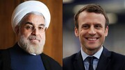 Iranian, French presidents discuss Lebanon's situation on phone