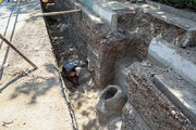 ببینید | کشف دومین اسکلت بانوی اشکانی در اصفهان
