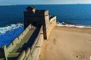 عکس | تا حالا جایی که دیوار چین تمام می شود را دیده بودید؟