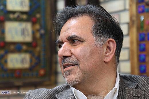 توئیتر حساب کاربری عباس آخوندی را مسدود کرد