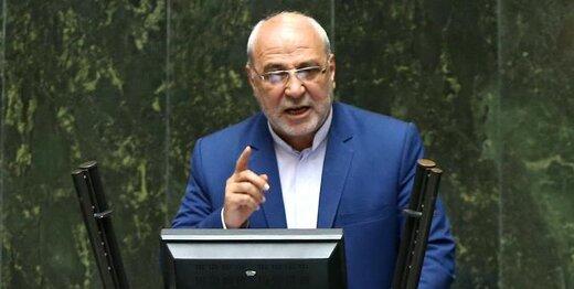حاجیدلیگانی  عضو جبهه پایداری:رأی مجلس به خیابانی جایزه به مسببان گرانی و احتکار است
