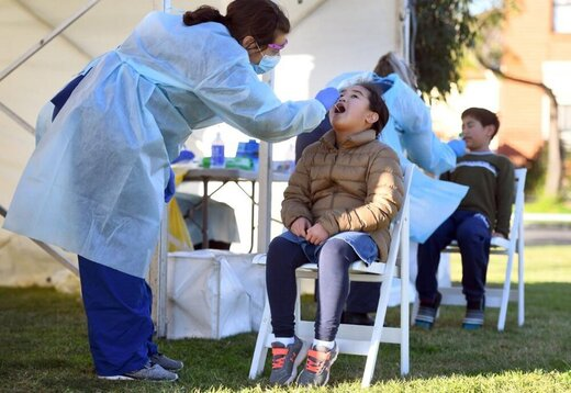 تاثیر کروناویروس روی گلبولهای سفید کودکان
