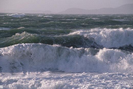 هشدار هواشناسی نسبت به مواج شدن دریاهای کشور