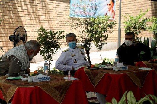نشست فصلی وحدت و اخوت فرماندهان ارتش و سپاه