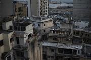 ببینید | تصاویری پهپادی از خانههای ویران شده در انفجار بیروت