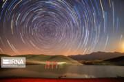 ببینید | تصاویری دیدنی از بارش شهابی در آسمان ایران