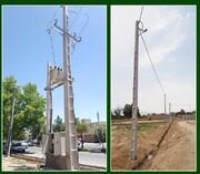بهره برداری از ۲۰ پروژه عمرانی برق رسانی شهرستان شاهرود در هفته دولت
