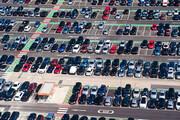 کسادی بازار خودروی دست دوم در انگلیس