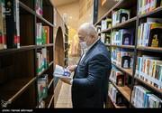 تصاویر | افتتاح اولین کتابخانه عمومی در مترو تهران